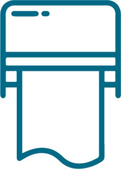 Hygienepapier, Handpapiere von HCM Hygiene