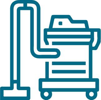 Staubsauger und Staubsaugerzubehör bei HCM Hygiene kaufen
